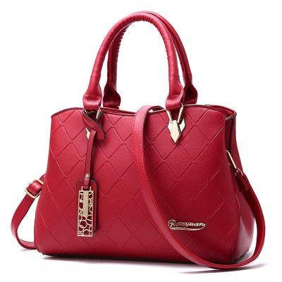 Mairu TY-01 Tas Tangan Branded Wanita Kulit Import Fashion - High Quality  PU Leather Korean Elegant Bag Style - mairu.id 0a92c69e5b