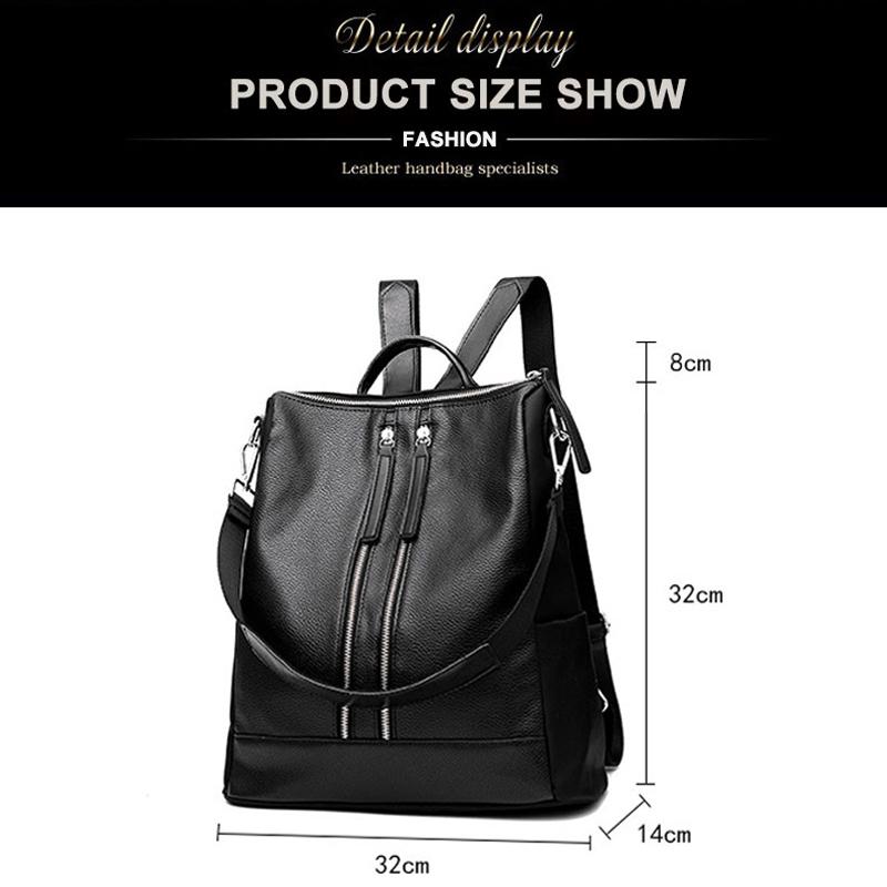 Mairu ZR01 Tas Tangan Branded Wanita Kulit Import Fashion - High ... 6a2c00c310